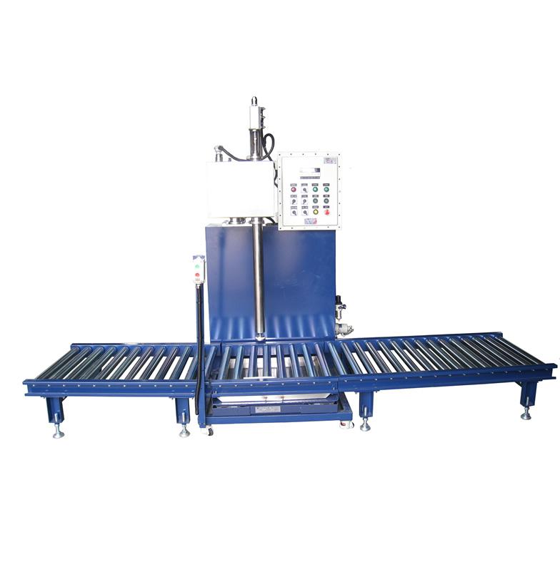 200L储槽防爆液下式灌装机
